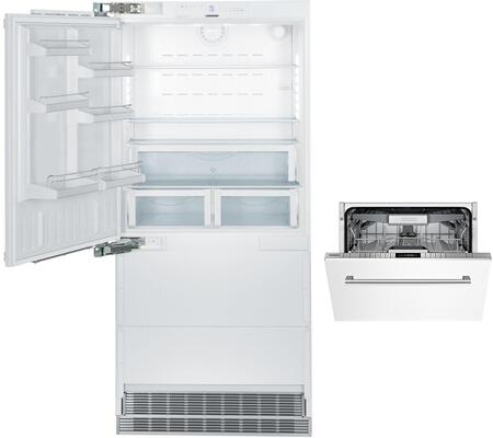 Appliances Connection Picks  1383911 Kitchen Appliance Package Panel Ready, Main image