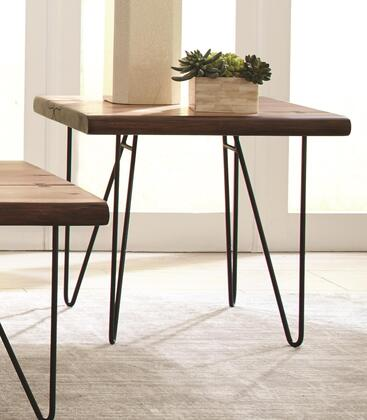 Coaster Occasional Groups 707757 End Table Brown, End Table
