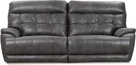Lane Furniture  5650053EXPEDITIONSHADOW Motion Sofa Black, 56500 Expedition Shadow Sofa Sweep CC