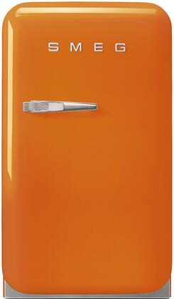 Smeg  FAB5UROR3 Compact Refrigerator , 1