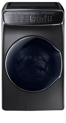 Samsung WV60M9900AV Washer Black Stainless Steel, Main Image
