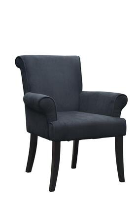 Linon 36261BLK01U Living Room Chair, Image 4
