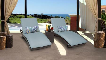 TK Classics BELLE CURVED CHAISE 2x ST SPA
