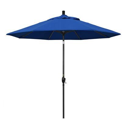 California Umbrella Pacific Trail GSPT908302SA01 Outdoor Umbrella Blue, GSPT908302 SA01