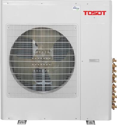 Tosot TM36H4O Mini Split Outdoor Unit White, Main Image