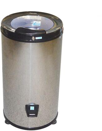Panda  PANSP22 Washer and Dryer Stainless Steel, Main Image