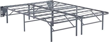 Ashley Sleep  M91X22 Stationary Bed Frames Gray, Main Image
