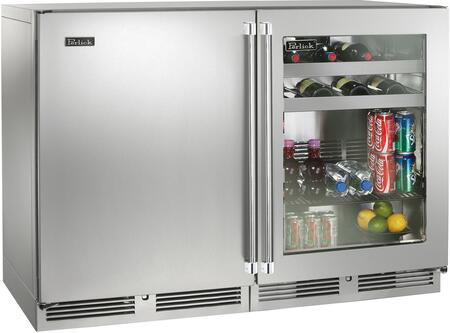 Perlick Signature 1443658 Beverage Center Stainless Steel, 1