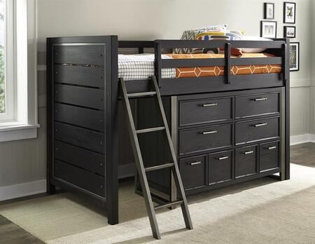 Samuel Lawrence Graphite 2 Piece Twin Size Bedroom Set