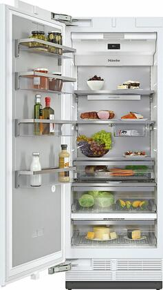 Miele MasterCool K2812VI Column Refrigerator Panel Ready, K2812Vi MasterCool Column Refrigerator