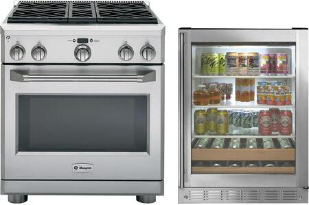 Monogram 889831 Kitchen Appliance Package & Bundle Stainless Steel, 1