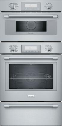Thermador Professional PODMCW31W Double Wall Oven Stainless Steel, Main Image