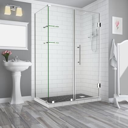 Aston Global Bromley GS SEN962EZCH63333210 Shower Enclosure, SEN962 30+30 CH