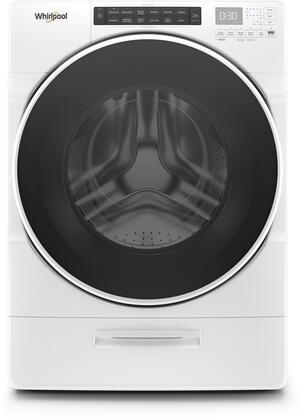 Whirlpool  WFW6620HW Washer White, 1