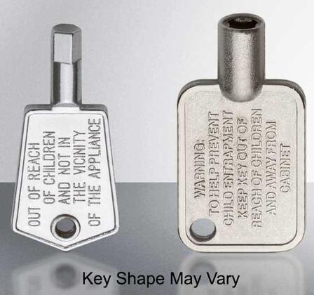 Summit KEY Appliance Accessories, Key