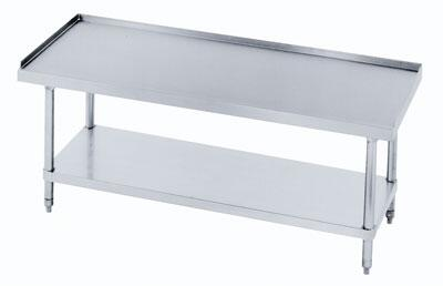 Advance Tabco  ESLS303X Commercial Equipment Stand and Filler Table Stainless Steel, Equipment Stand