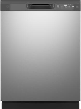 GE  GDF535PSRSS Built-In Dishwasher Stainless Steel, Main Image