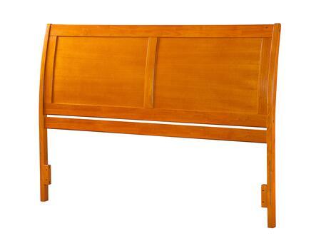 Atlantic Furniture Portland AR289857 Headboard Brown, AR289857 SILO F 180
