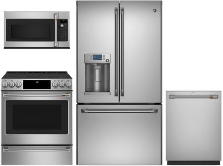 Cafe 1054662 Kitchen Appliance Package & Bundle Stainless Steel, main image