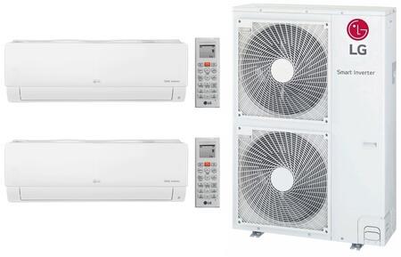 LG 963828 Dual-Zone Mini Split Air Conditioner, Main Image