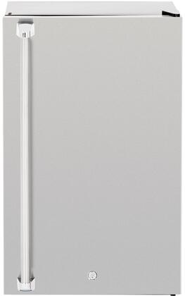 Summerset Grills Deluxe SSRFR21D Compact Refrigerator Stainless Steel, Main Image