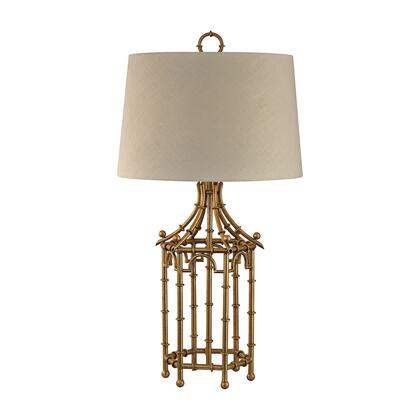 ELK Home  D2864 Table Lamp Gold, d2864