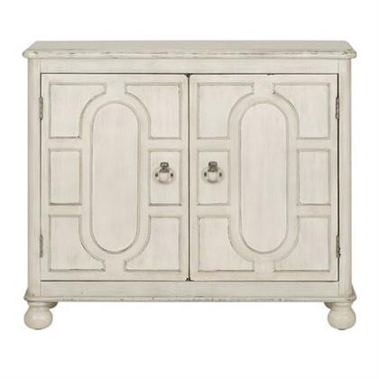 Kirkwood Collection 2004-AC4036 40″ Accent Cabinet with Two Door Cabinets  Rounded Pilasters  One Adjustable Interior Shelf  One Adjustable Interior