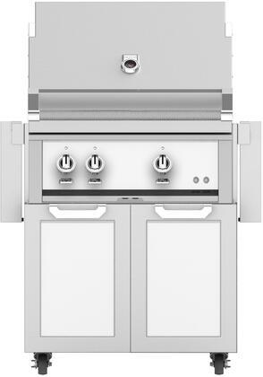 Hestan  852484 Liquid Propane Grill White, Main Image