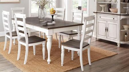 Sunny Designs Bourbon County K1015FC3 Dining Room Set Multi Colored, K1015FC3 Main Image