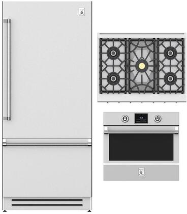 Hestan  1045238 Kitchen Appliance Package Stainless Steel, main image