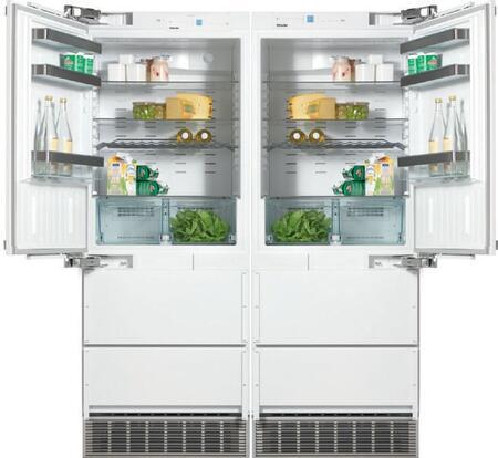 Miele  914689 Refrigerator Pairs Panel Ready, Main Image