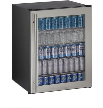 U-Line ADA Series UADA24RGLS13B Compact Refrigerator , Main Image