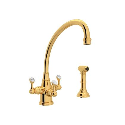 Rohl Georgian Era U1520LSSEG2 Faucet, DL b937b73a6095ad4a63d80a7a535a