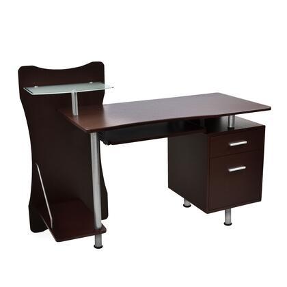RTA-325-CH36 Stylish Computer Desk with Storage  in