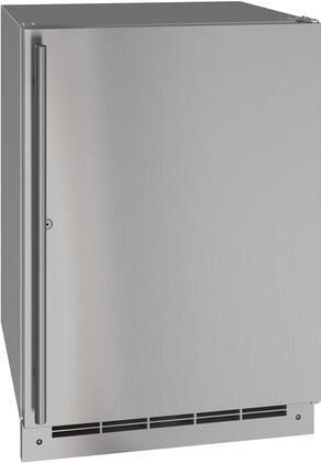 U-Line Outdoor UORE124SS31A Compact Refrigerator Stainless Steel, Main Image
