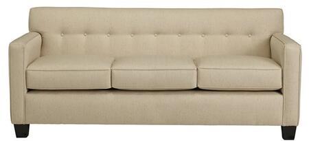Progressive Furniture Charlie U2572SF Stationary Sofa Brown, Main Image
