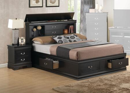 Glory Furniture G3150 2 Piece King Size Bedroom Set