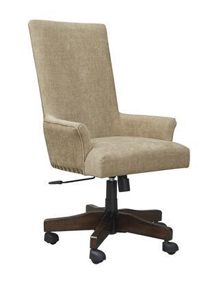 Signature Design by Ashley Baldridge H67501A Office Chair Brown, Main Image
