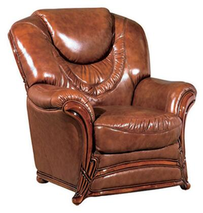 ESF 67 Series I4954 Living Room Chair Brown, 671 Main Image