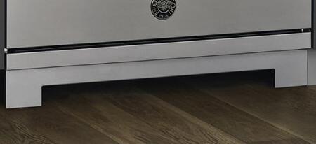Bertazzoni  TKP36X Toe Kick Stainless Steel, TKP36X 6 Inch Toekick panel