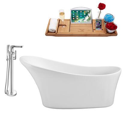 Streamline NH460120 Bath Tub, NH460 120 1T