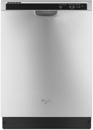 Whirlpool  WDF520PADM Built-In Dishwasher Stainless Steel, Main Image