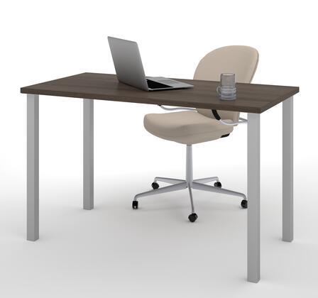 Bestar Furniture Bestar 6585552 Office Desk Brown, Table