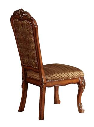 Acme Furniture Dresden 12153 Dining Room Chair Brown, 12153