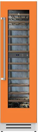 Hestan  KWCR24OR Wine Cooler 51-75 Bottles Orange, 1