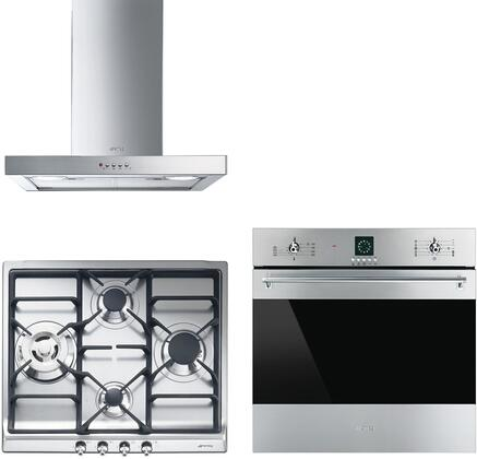 Smeg 1054485 Kitchen Appliance Package & Bundle Stainless Steel, main image