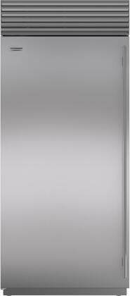 Sub-Zero Classic BI36RSTHLH Freezerless Refrigerator Stainless Steel, Main Image