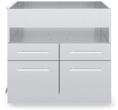 804600 Keg Cabinet Panel Kit in Stainless