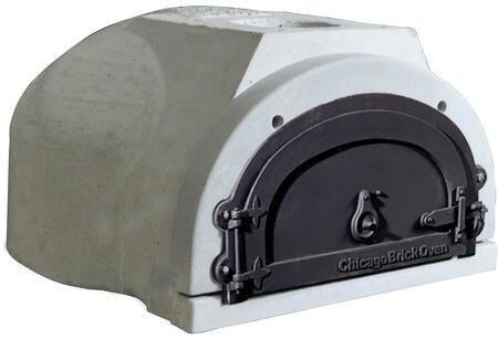 CBO-O-KIT-500 29″ CBO-500 DIY Kit: 5-Piece Oven – Dome  2-piece Hearth  Arch  Decorative