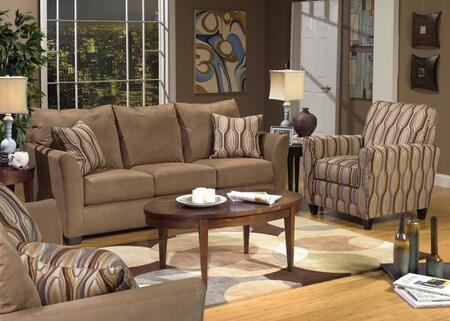 Jackson Furniture  416703 Stationary Sofa , 1